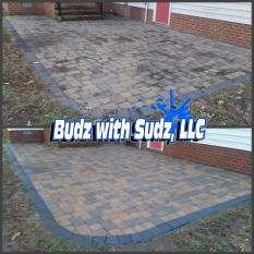 Paver Cleaning and power washing in Goochland Virginia